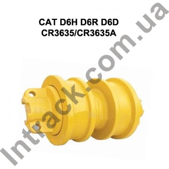 Каток опорный CAT D6H D6R D6D двубортный