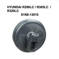 Направляющее колесо (ленивец) HYUNDAI R290LC / R305LC  / R320LC