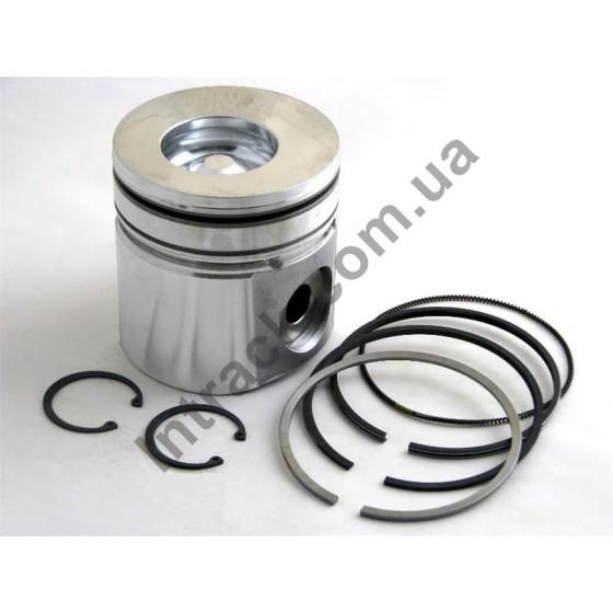 Поршень с кольцами двигателя к Case 580K 580SK 580SLE
