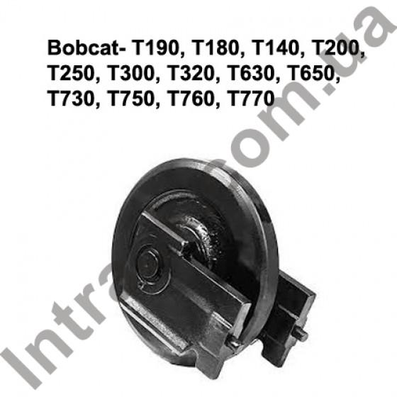 Направляющее колесо (ленивец) Bobcat T 140 T 190 T 180 T 200 T 250 T 300 T 320 T 630 T650 T 730 T 750 T 760 T 770
