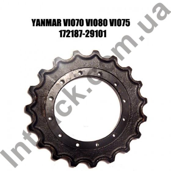 Ведущее колесо (звездочка) YANMAR VIO70 VIO80 VIO75