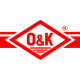 Направляющее колесо (ленивец) O&K
