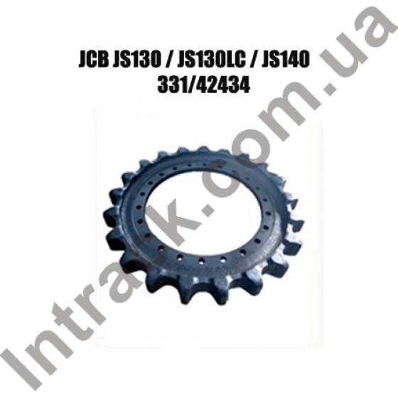 Звездочка ведущая JCB JS130 / JS130LC / JS140