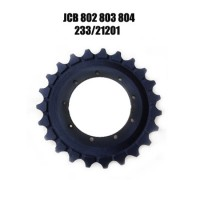 Звездочка ведущая JCB 802 / 803 / 804