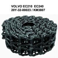 Цепь гусеничная VOLVO EC210 EC240 49 звен