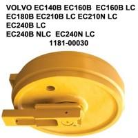 Направляющее колесо (ленивец) VOLVO EC140B EC160B EC160B LC EC180B EC210B LC EC210N LC EC240B LC EC240B NLC  EC240N LC
