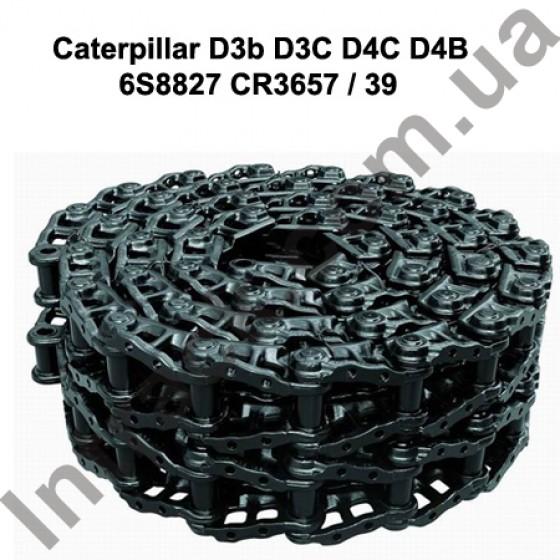 Цепь гусеничная Caterpillar D3B D3C D4C D4B 39 звеньев