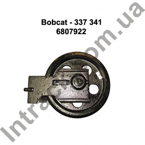 Направляющее колесо (ленивец) Bobcat-excavato 337-341