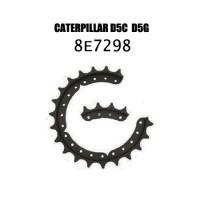 Сегмент звездочки бульдозера CATERPILLAR D5C D5G 939