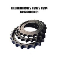 Ведущее колесо (звездочка) LIEBHERR R912HD / R914HD / R922HD / R924HD / R932HDSL Litronic и другие