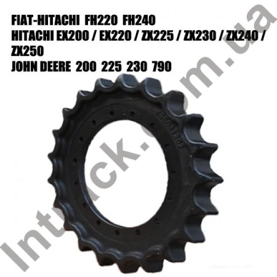 Ведущее колесо (звездочка) FIAT-HITACHI FH220 FH240