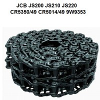Цепь гусеничная  JCB JS200 JS210 JS220 49 звеньев