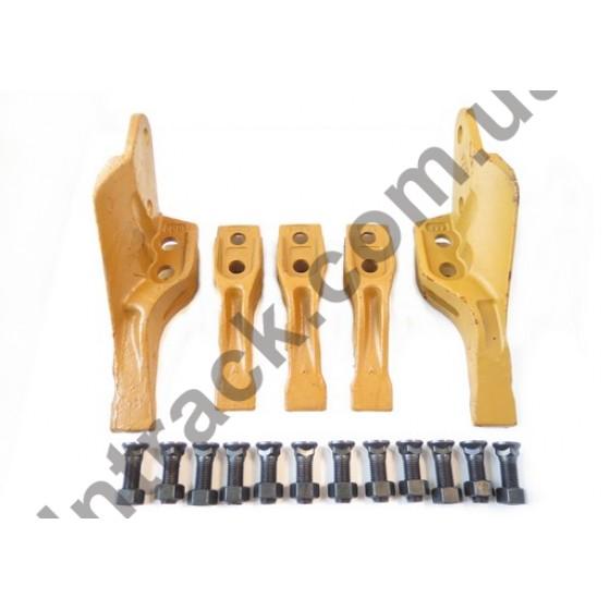 Комплект зубов JCB 3CX 4CX