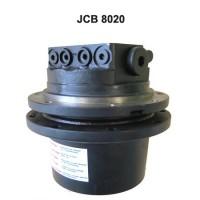 Гидромотор хода c редуктором для JCB 8020