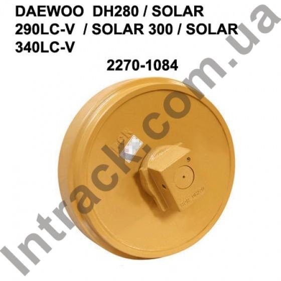 Направляющее колесо (ленивец) DAEWOO SOLAR 280/290/300/340LC-V