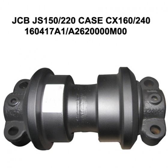Опорный каток ролик JCB JS150/220 CASE CX160/240