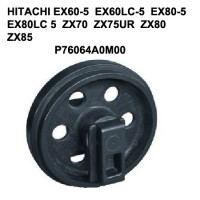 Направляющее колесо (ленивец) HITACHI EX60-5 EX60LC-5 EX80-5 EX80LC-5 ZX70 ZX75UR ZX80 ZX85
