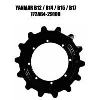 Ведущее колесо (звездочка) YANMAR B12 / B14 / B15 / B17