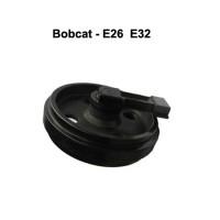 Направляющее колесо (ленивец) Bobcat E26/32