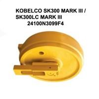 Направляющее колесо (ленивец) KOBELCO SK300 MARK III / SK300LC MARK III