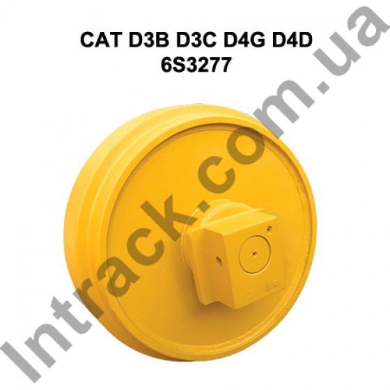 Направляющее колесо (ленивец) CAT D3B D3C D4G