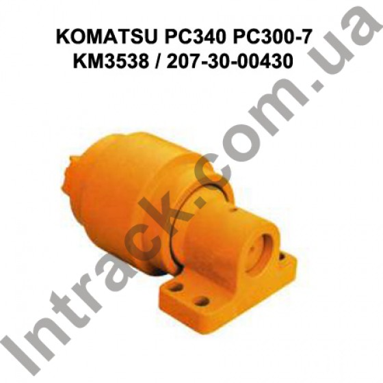 Каток поддерживающий KOMATSU PC340 PC300-7