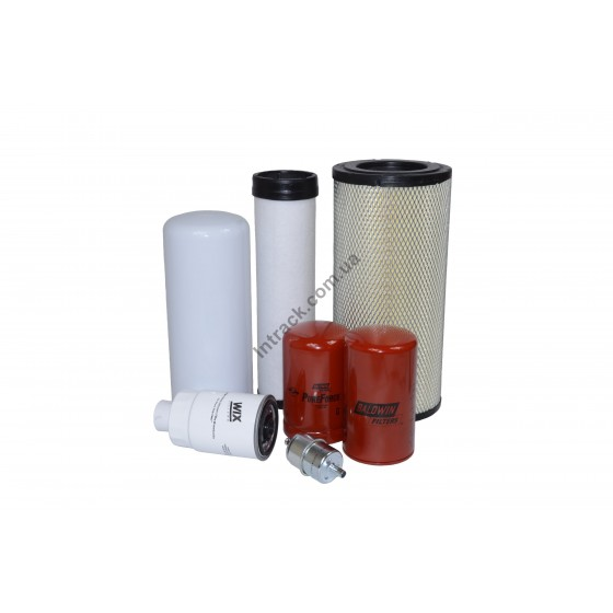 Комплект фильтров для CASE 580 590 695 серии SR 1 и 2