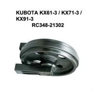 Направляющее колесо (ленивец) KUBOTA KX61-3 / KX71-3 / KX91-3