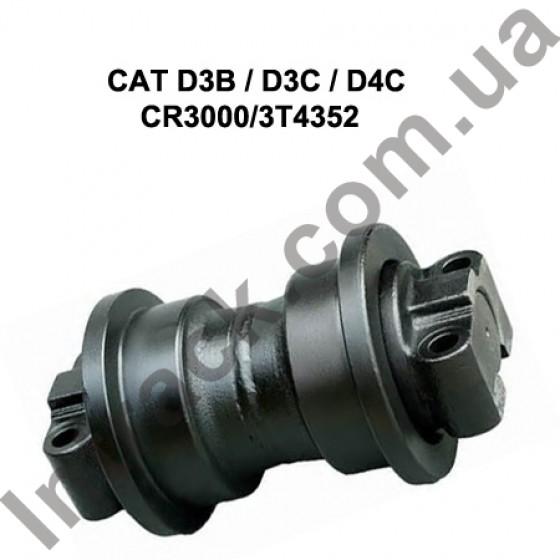 Каток опорный CAT D3B / D3C / D4C (однобортный)