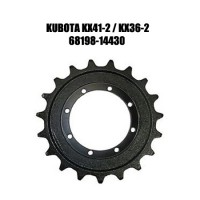 Ведущее колесо (звездочка) KUBOTA KX41-2 / KX36-2