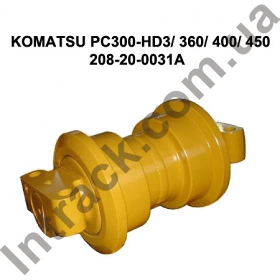 Каток опорный KOMATSU PC300-HD3 / 360 / 400 / 450