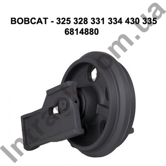 Направляющее колесо (ленивец) Bobcat 328 331 325 334 430 335