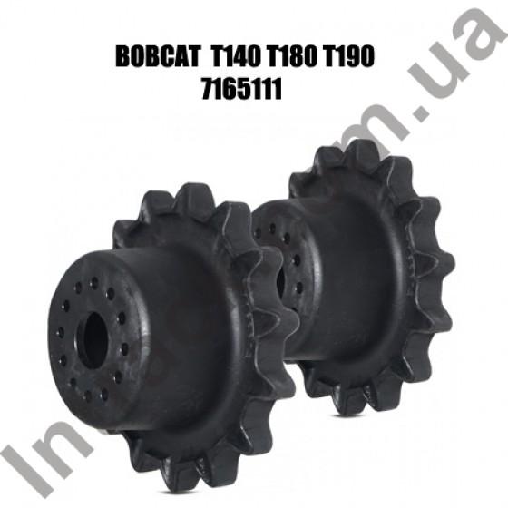 Ведущее колесо (звездочка) Bobcat T140 T180 T190
