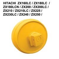Направляющее колесо (ленивец) HITACHI  ZX160LC / ZX180LC  / ZX180LCN / ZX200 / ZX200LC / ZX210 / ZX210LC / ZX225 / ZX230LC / ZX240 / ZX250 / ZX250LC